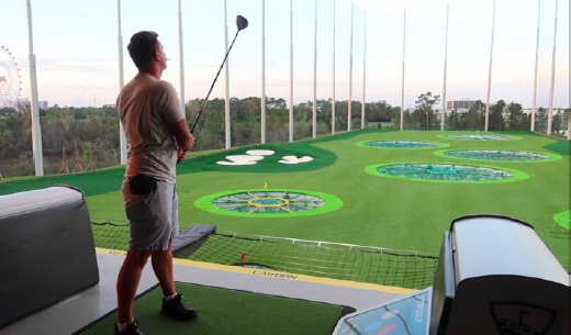 TOPGOLF ~ Saturday, August 25
