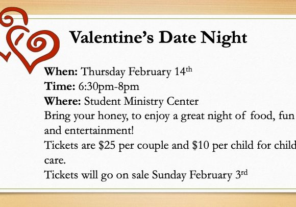Valentine's Date Night