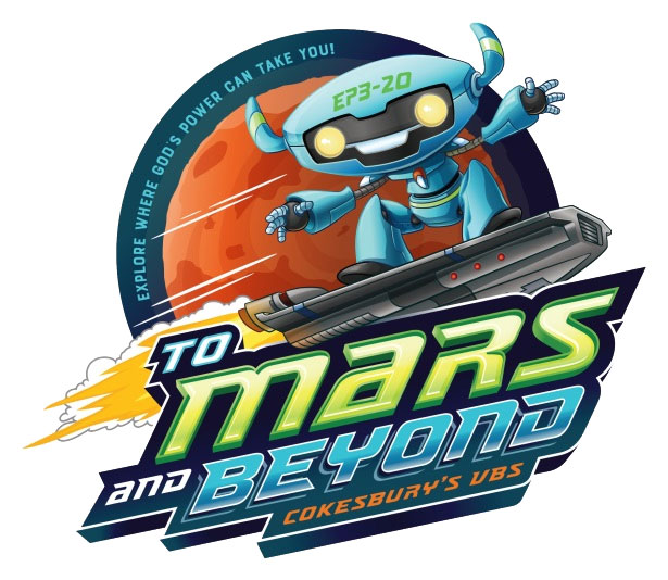 To Mars & Beyond - Cokesbury's Vacation Bible School 2019